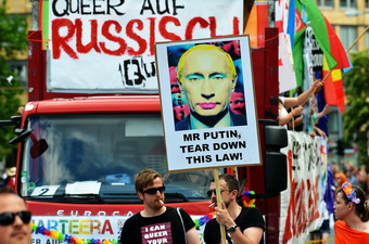 CSD 2013 - Putin