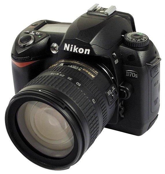 nikon_d70s D70 Nikon